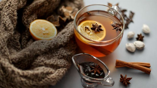 Natürliche Heilmittel: Getränk fürs Immunsystem