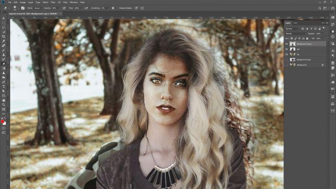 Photoshop-Skills: Typveränderung per Mausklick