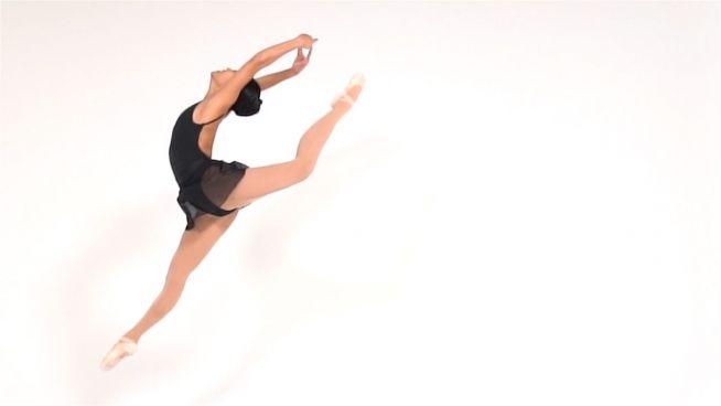 Ballettschule für Anfänger: Der Sprung