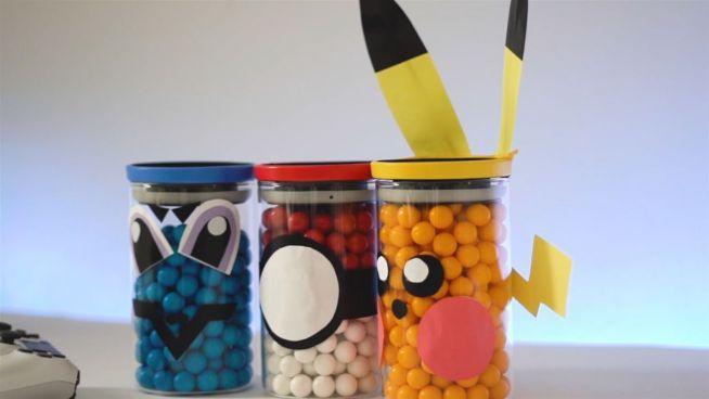 DIY: Pokémon-Glas
