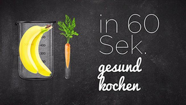 How to in 60 Sekunden: Gesunder Süßkartoffel-Salat