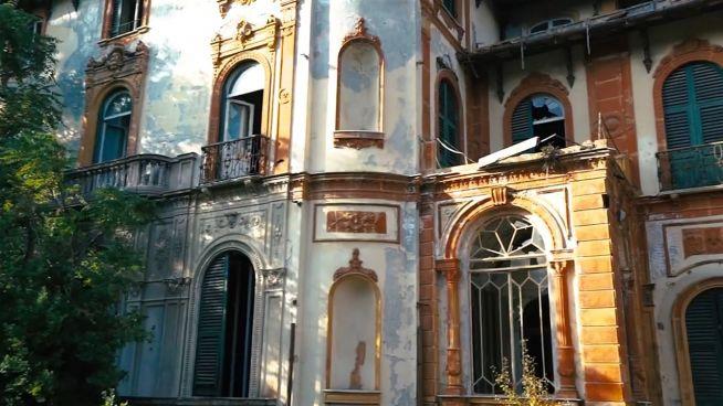 Geister-Villa in Italien: Verlassenes Millionen-Anwesen