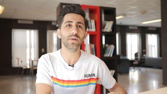 Wie für einen LGBT-Flüchtling ein neues Leben begann