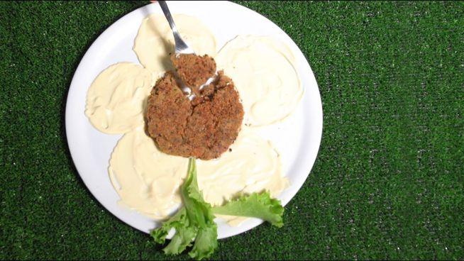 Vegan grillen: Burger-Patties