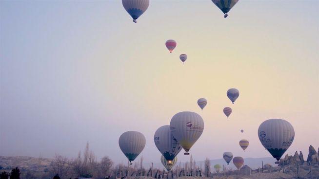 Märchenhafte Urlaubsorte: Kappadokien, Türkei