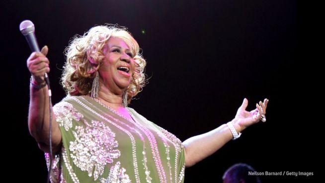 Happy Birthday, Aretha Franklin!
