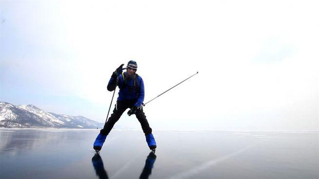 Wintersport extrem: Zauberhaftes Rennen in Sibirien