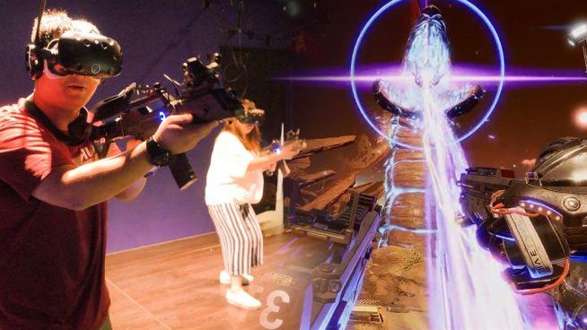 Coole VR-Erfahrungen: Der Überlebenstest