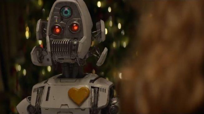 Sci-Fi-Weihnachtsstory: Edeka-Spot zum Fest der Liebe