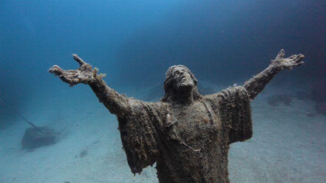 Das himmlische Unterwasser-Paradies