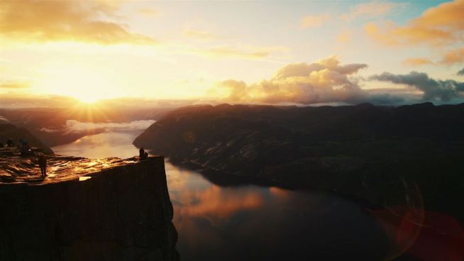 Drohnenfilm-Festival: Die Gewinner des Höhen-Sports