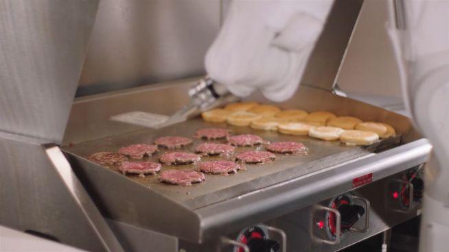 Fast Food Revolution? Burger-Roboter auf dem Markt