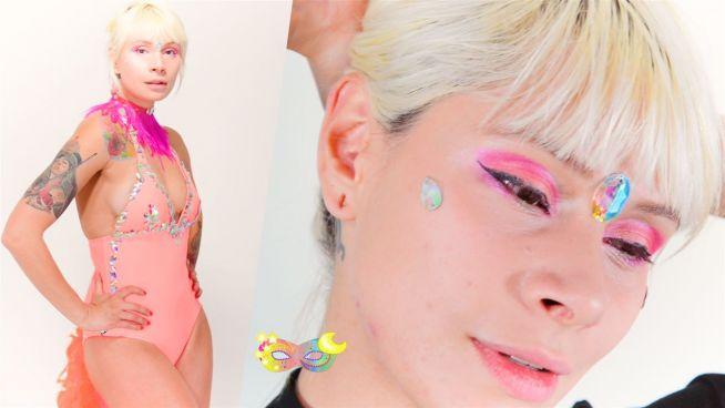 DIY: Make-up für Karneval
