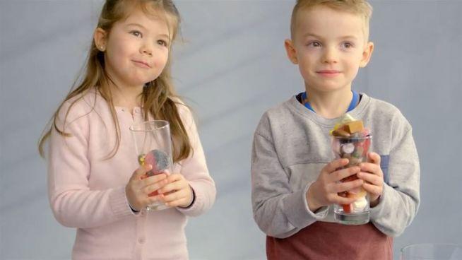 Gender Pay Gap erklärt: Kinder kämpfen um Süßigkeiten