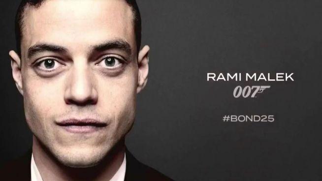 Rami Malek wollte James-Bond-Schurken nicht spielen