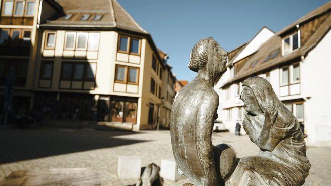 Märchenhafte Urlaubsorte: Quedlinburg, Deutschland