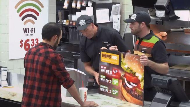 Teure Burger: Fast-Food-Kette erklärt Netzneutralität