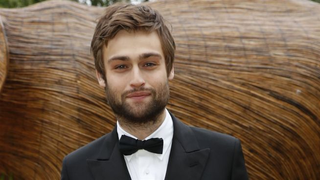 Happy Birthday, Douglas Booth!