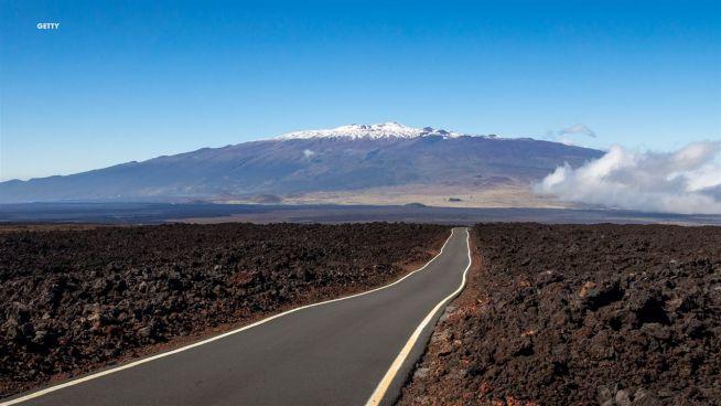 Die Ureinwohner von Hawaii kämpfen um ihren 'Heiligen Berg'