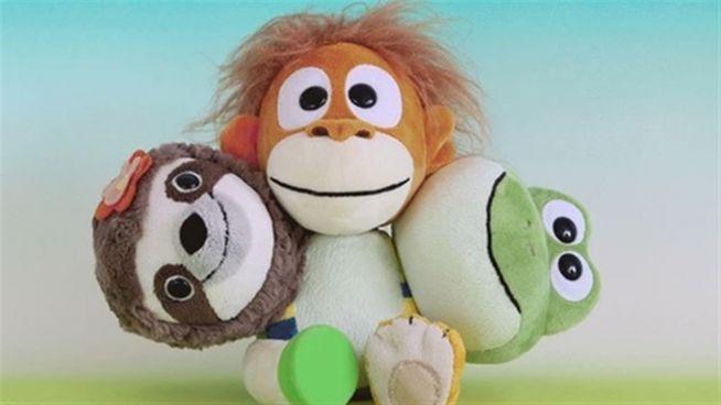 Animoodles: Diesen Kuscheltieren reißt man den Kopf ab