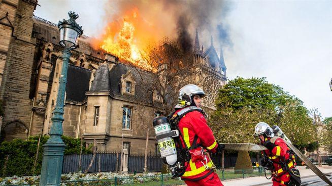 Notre-Dame wartet noch auf versprochene Spenden