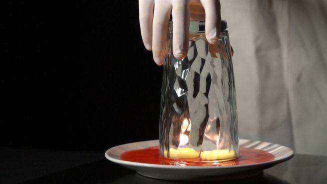Play with Fire: das Teelichtexperiment