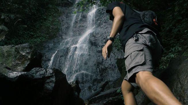 Geheimtipps in Indonesien: Cilember Wasserfall