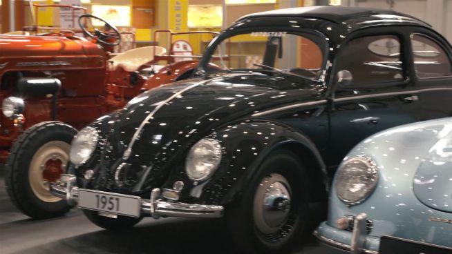 Hamburg Motor Classics: Eröffnung mit Starpower