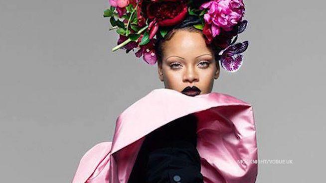 Rihanna: 'Hoffe, dass mir mein Hintern erhalten bleibt'