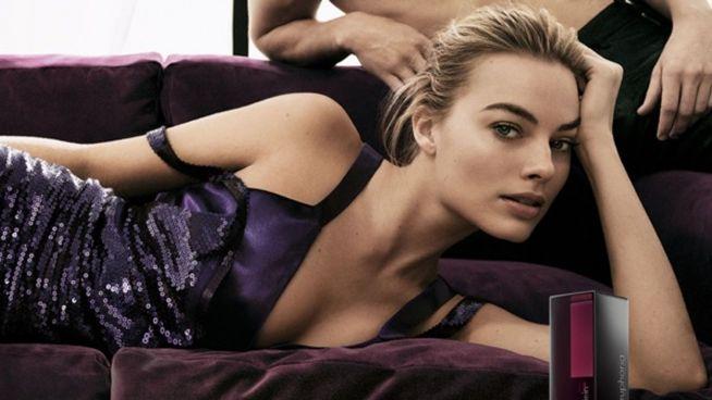 Elegant: Margot Robbie ziert Calvin-Klein-Kampagne