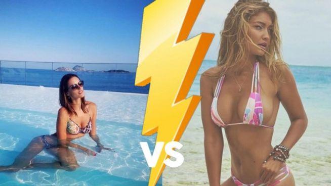Topmodel-Battle: Alessandra Ambrosio vs. Gigi Hadid