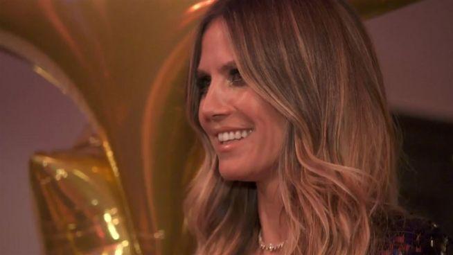 Mode für jede Frau: Heidi Klum stellt Kollektion vor