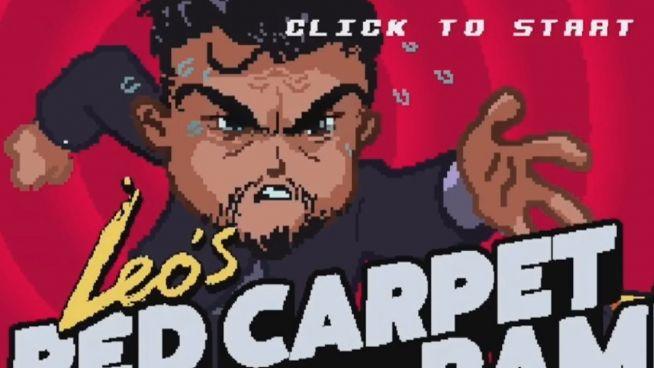 Virtueller Spaß: Hilf DiCaprio einen Oscar zu ergattern