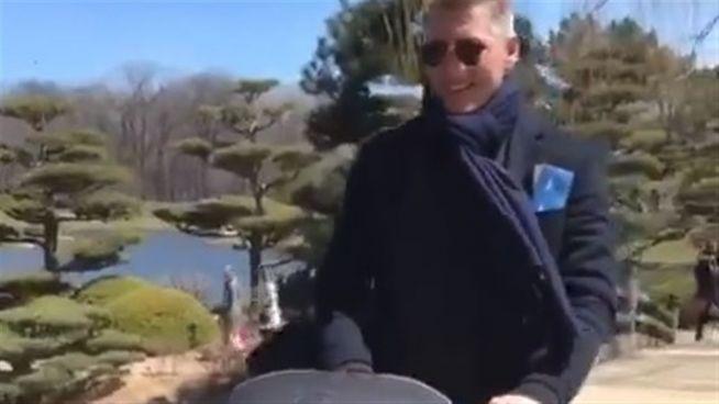 Bastian Schweinsteiger: Papa-Sohn-Video aufgetaucht