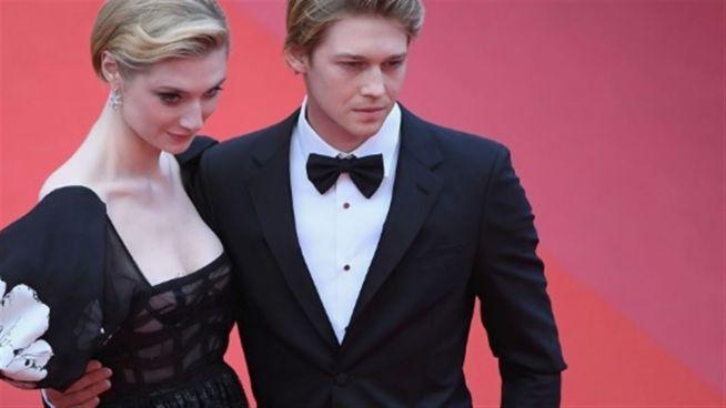 Ganz aufgeregt: Taylors Freund Joe Alwyn in Cannes