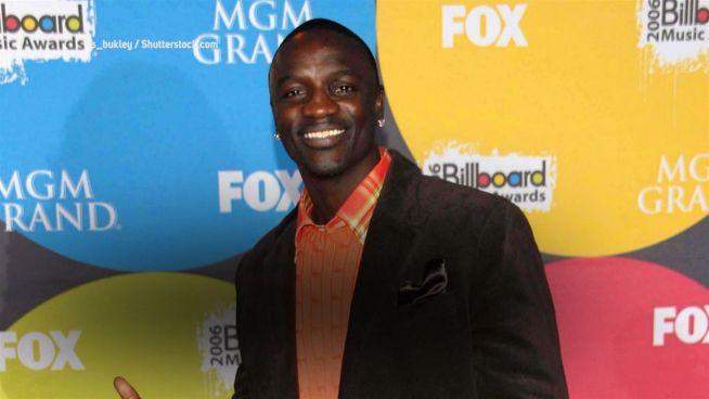 Große Pläne: Akon baut Wakanda