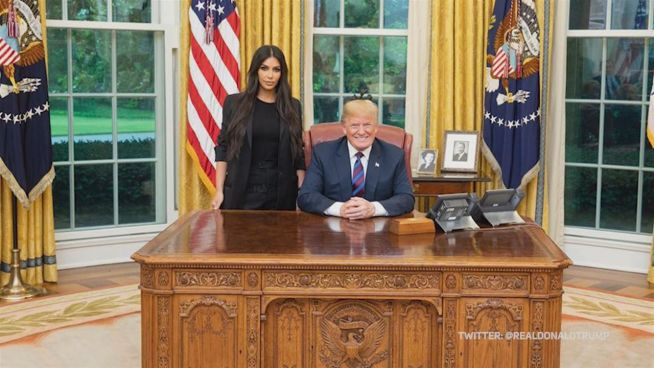 US-Politik: Wenn Celebrities das Oval Office regieren