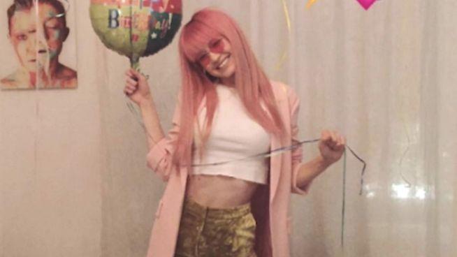 Süß und aufregend: Gigi Hadids 22. Geburtstag