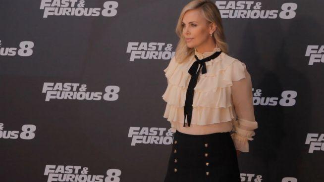 Charlize Theron kugelrund: Schauspielerin nahm 25 Kilo zu