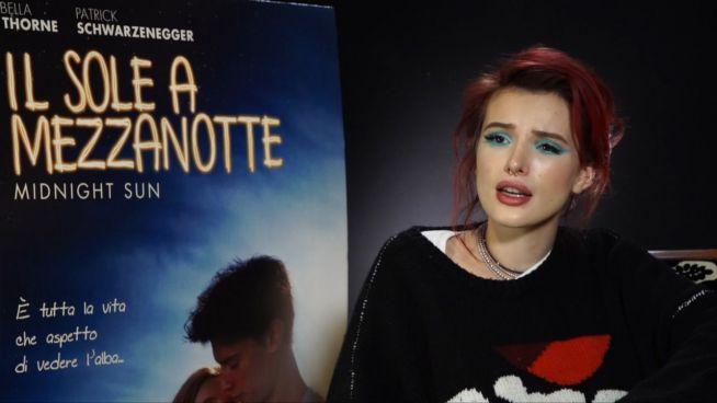 Bella Thorne nutzt eigene Depression für Werbezwecke
