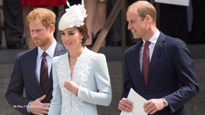 Königliche Freude: Ein kleiner Prinz für England