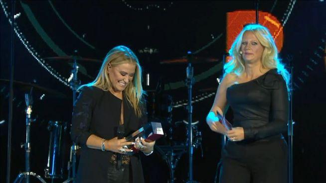 Pionier der Pop-Musik: Sängerin Anastacia ausgezeichnet