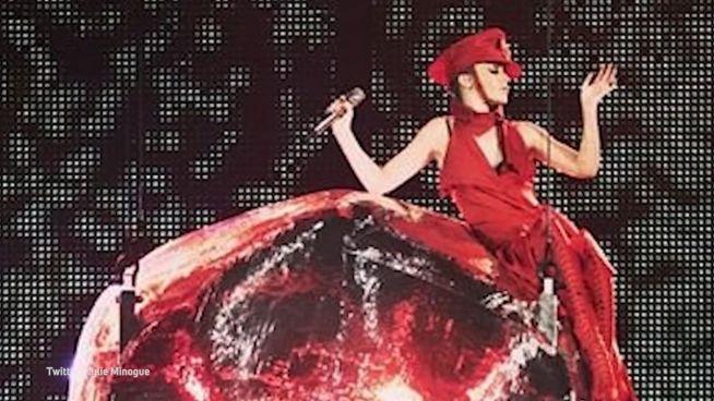 Kylie Minogue: So beginnt sie ihr neues Jahrzehnt