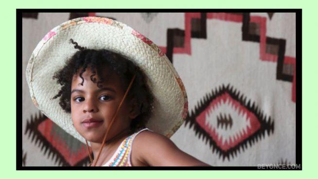 Ganz groß: Blue Ivy rappt eigenen Song auf Papas Album