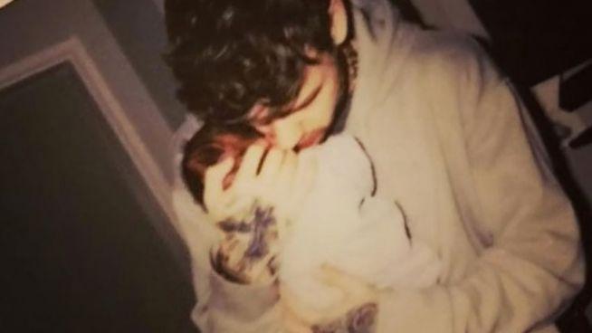 Frisch gebackener Papa: Liam Payne und die Windeln