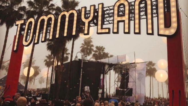 Modisches Debüt: Gigi Hadid und Tommy Hilfiger