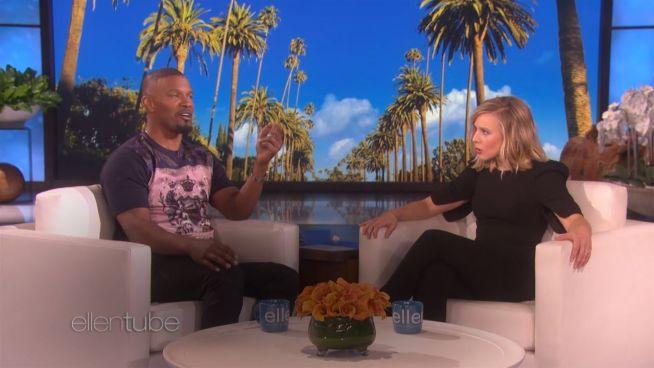 Anekdote aus den Hamptons: Jamie Foxx trifft Barbra Streisand