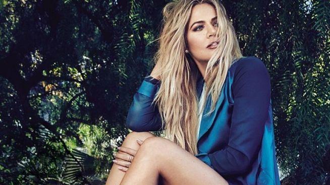 Gestörtes Ess-Verhalten: Khloe Kardashian gesteht