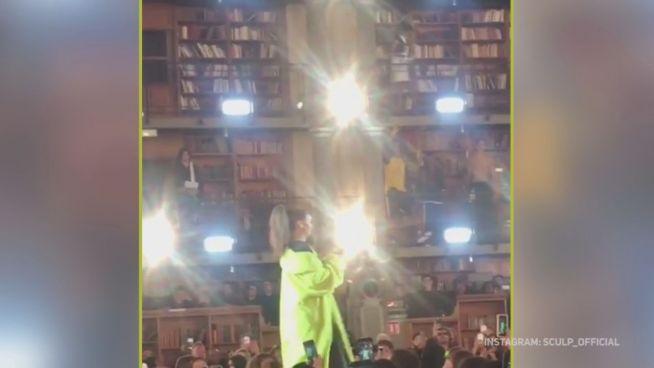 Fenty x Puma: Stylisches Nachsitzen bei Prof. Rihanna
