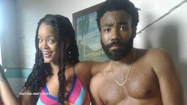 Rihanna auf Kuba: Dreht sie einen Film mit Donald Glover?